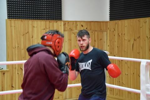 Foto z tréninku